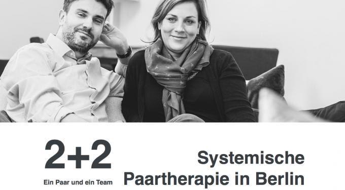 Paarberatung im Team - Therapeutenteam Dörte van Benthem Favre und Ferdinand Krieg, Berlin. Screenshot.
